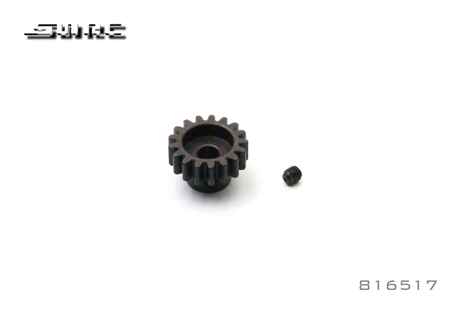 SNRC 1/8 RCAccessories 816517 MOTOR GEAR 17T