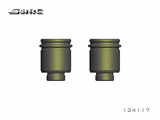 SNRC 124117 1:10 RCAccessories SHOCK TUBE-HARD COATED-13mm*17.2mm(4)