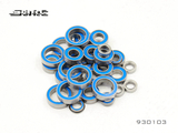 SNRC 930103 1:10 RCAccessories WHOLE VEHICLE BEARING -R2/G.R2.CR.I21.DT2